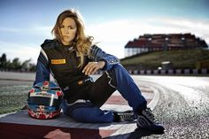 Carmen Jorda Team Lotus Test Driver & prospect, oh and she's gorgeous too. Car Senior Pictures, Boy Pictures, Senior Photos, Lotus Sports Car, Nascar Costume, Women Drivers, Kart Racing, F1 Racing, Girl Celebrities