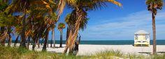O Crandon Park é um dos melhores parques de Miami, Flórida