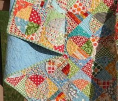 baby quilt  IMG_1532