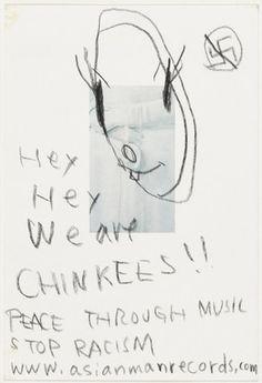 Yoshitomo Nara. Hey Hey We Are Chinkees!! 1992-2000
