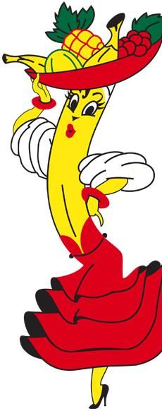 Did You Know Miss Chiquita Was Drawn By Artist Dik Browne Who Also Drew Her