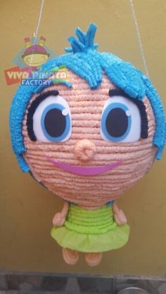"""Piñata """"Alegría"""".... les recordamos nuestra promoción de Piñata + Palo piñatero + kilo y medio de dulces por $550."""