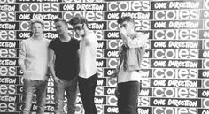 One Direction in black and white is always #vintage.. aha (: x