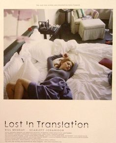 """Lost in Translation"" / Sofia Coppola / 2003"