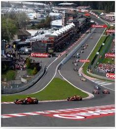Spa Belgium. Race I'd LOVE to see in person.