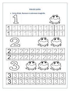 1 den 9 a Kadar Çizgi Çalışmaları Sayfası - Okul Öncesi Etkinlik Faliyetl. Preschool Number Worksheets, Preschool Writing, Numbers Preschool, Math Numbers, Preschool Learning, Worksheets For Kids, Kindergarten Worksheets, Preschool Activities, Teaching Kids