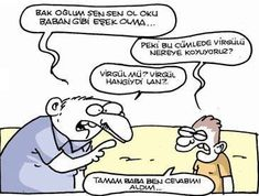 Oku Baban Gibi Eşek Olma Karikatürü Islam Beliefs, Peanuts Comics, Babe, Humor, Caricatures, Cartoons, Google, Cartoon, Humour