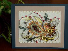 Call It What You 'Quill': Feeling Whimsically Paisley