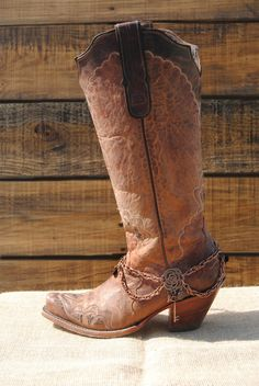 Lacey Leigh, one of our latest styles of Boot Bling, get yours at http://www.redneckcouture.com/collections/boot-bling/products/lacey-leigh