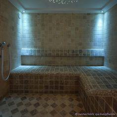 Dampfbad - SPA wir planen bauen betreuen Wellness Sauna Wellness, Steam Sauna, Spa, Saunas, Bath Room, Jacuzzi, Showers, Interior, Decor