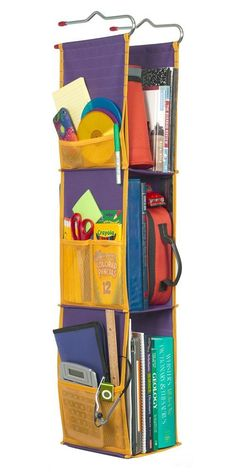 Pleasanton Now!: Hanging Locker Organizer in Amador Colors