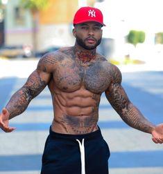 Gorgeous Black Men Fine Black Men Handsome Black Men Hot Black Guys