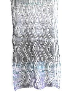 Ravelry: Light Wave pattern by Kieran Foley