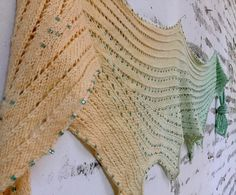Ravelry: ~FINS~ pattern by Mindy Ross