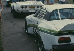 1979 Triumph TR8 IMSA Group 44  OHV V8 / 3989cc (243ci) / 360hp / 1162kg (2560lbs)