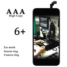 Special Chance of For iPhone 6 Plus LCD Touch Screen Panel Digitizer Assembly Phone Repair Replacement Spare Parts For iPhone LCD D. Iphone 6 S Plus, Galaxy Phone, Samsung Galaxy, Screen Replacement, Pixel, Display Screen, Telephone, 6s Plus, Shopping
