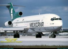 Boeing 727-264/Adv aircraft picture, just love the plane and livery.