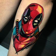 Badass Tattoos, Body Art Tattoos, New Tattoos, Tattoos For Guys, Tattoo Design Drawings, Tattoo Sketches, Tattoo Designs, Marvel Tattoos, Anime Tattoos