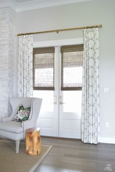 Tips for hanging drapes - ZDesign at Home