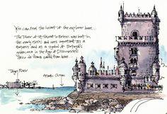 Portugal, Lisboa, Torre de Belem 5