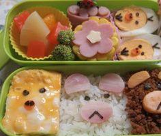 レシピとお料理がひらめくSnapDish - 48件のもぐもぐ - Rirakuma lunch Pack by panda
