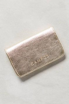 Carinthia Card Case by Campos #anthrofave #anthropologie