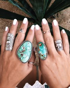 American or Mexican turquoise