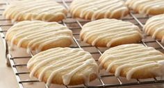 Lemon Clove Cookies: The flavor combination of clove and lemon is delightful. Add this recipe to your holiday cookie baking.