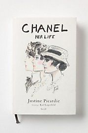 I think the illustrations by Karl Lagerfeld alone would make this book worth getting, but the story is sure to be exciting!