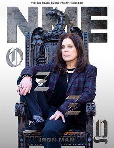 #OzzyOsbourne #Ozzy Ozzy Osbourne Family, Ozzy Osbourne Black Sabbath, Nme Magazine, Prince Of Darkness, Famous Musicians, Music Artwork, Rockn Roll, Folk, Shit Happens