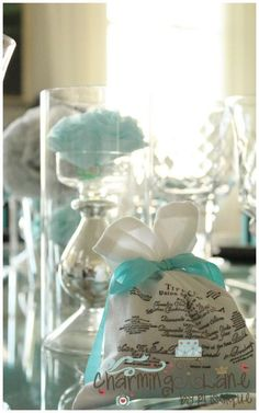 Tiffany & Co. Muslin Pouch