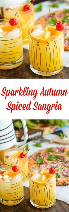 ... cinnamon apple crisp apple cinnamon apple cinnamon sparkling sangria