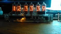 Wonder what Texas would think of this clock, Nixie clock - 9GAG