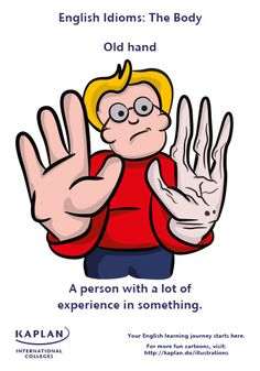 English Idiom: Old Hand