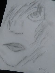 #girl #face #draw #myart