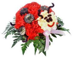 animal floral arrangements pinterest | Adorable animal flower arrangements