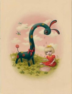 the art of mark ryden - Google Search                                                                                                                                                                                 Plus