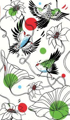 BonBonKakku - Pietari Posti Illustration Art Design Pretty Pictures