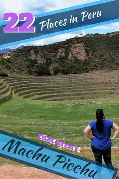 There is Machu more to Peru than Picchu! If you're planning to travel to Peru, you need to know the 22 Things to do in Peru besides the Machu Picchu Hike! Check out these other amazing stops to see! Travel Guides, Travel Tips, Travel Info, Travel Stuff, Travel Advice, Budget Travel, Bolivia, Ecuador, Machu Picchu Hike