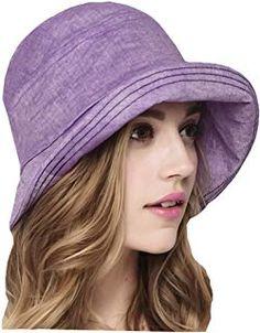 Amazon.co.uk: Purple - Hats & Caps / Accessories: Clothing Women's Hats, Sun Hats, Caps Hats, Purple Accessories, Trilby Hat, Hats For Women, Amazon, Clothing, Fashion