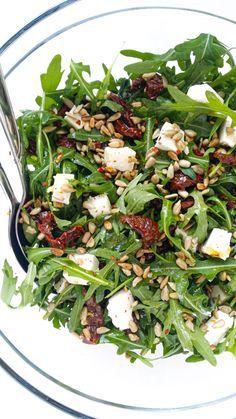 Healthy Food Blogs, Raw Food Recipes, Healthy Cooking, Salad Recipes, Vegetarian Recipes, Healthy Eating, Cooking Recipes, Healthy Recipes, Sprout Recipes