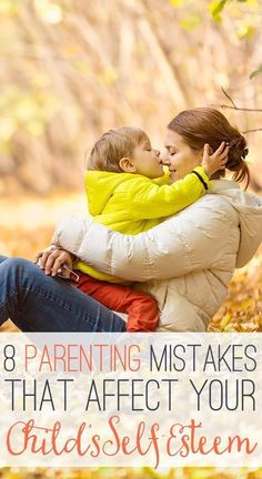 These positive parenting tips will help you build up your child so they can grow up to be confident, independent adults. #ParentingHacks