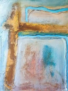 Mixed media on canvas Living Room Art, Mixed Media Canvas, Texture, Artwork, Lost, Painting, Instagram, Surface Finish, Work Of Art