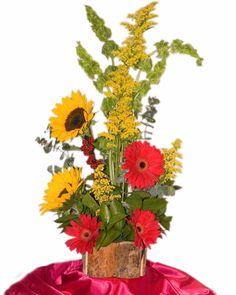 ...Vendo lindos arreglos florales para el Día de las Madres...