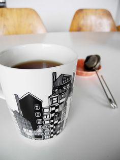Marimekko Coffee Mug | #pintofinn