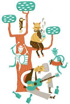 Illustrator: Stuart Kolakovic