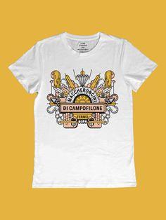 Maccheroncini di Campofilone by Tanawat Sakdawisarak Tee Shirts, Tees, Italian Recipes, Shirt Designs, Mens Tops, Collection, Style, Fashion, Italian Foods
