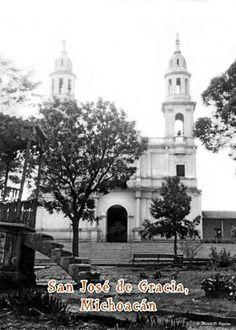 La iglesia de San Jose de Gracia m