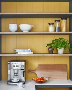 The Kitchen Trends To Know For 2021 | sheerluxe.com Shaker Style Cabinets, Shaker Style Kitchens, Kitchen Cabinet Styles, Kitchen Cabinets, Country House Colors, Timber Panelling, Amber Interiors, Comfy Sofa, Architectural Features