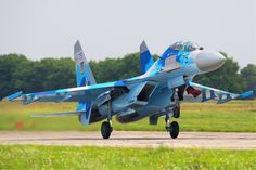 The 20 Fastest Planes in The World:  15. SUKHOI SU-27;  Cost: $27,000,000;  Top Speed: 1,550mph;  Time To Circumnavigate the Globe: 16.03 hours;    A Soviet plane first in use in 1977, it was designed to out-do several American planes in service at the time. So renowned for reliability several are still in use in Russia, Belarus and Ukraine.